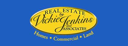 Vickie Jenkins Website Logo